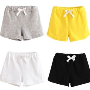 243d5a59ac58c Other - 2018 Summer Cotton Shorts Boys And Girl-Black